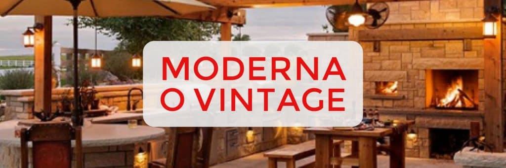 Barbacoa de obra moderna o vintage 1024x341 - Barbacoa de Obra... Todos los secretos al descubierto