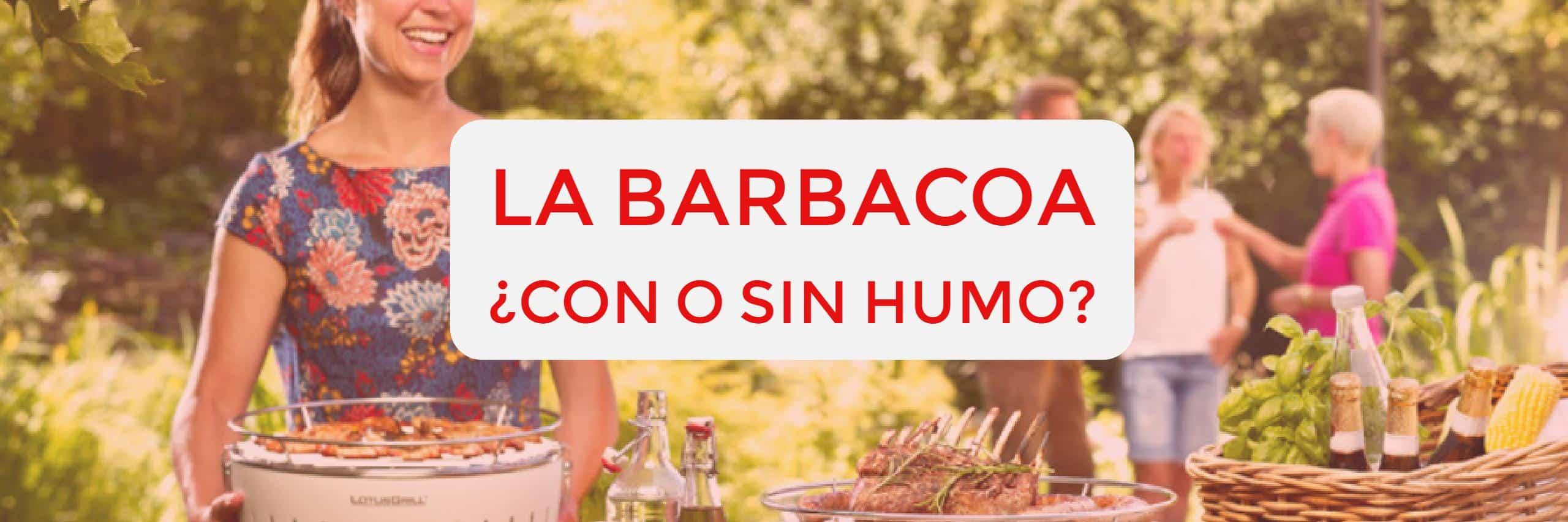La barbacoa con o sin humo - Barbacoa sin humo ...