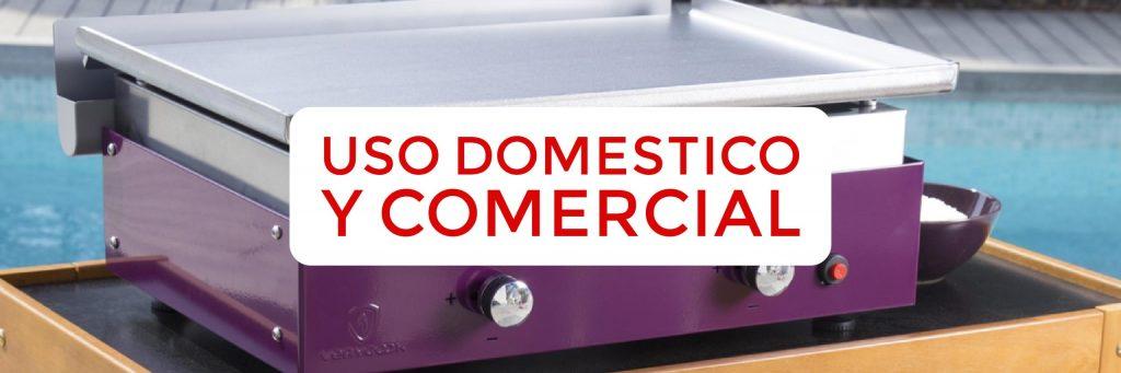 Planchas de gas para uso domestico y comercial 1024x341 - Plancha de Gas para el hogar y profesionales