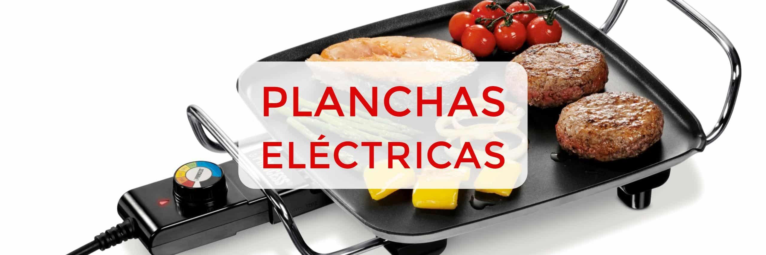 Planchas electricas for Planchas de cocina electricas