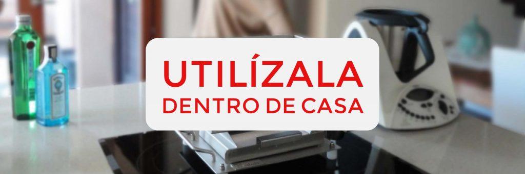 Se puede utilizar dentro de casa 1024x341 - Barbacoa sin Humo Baratas desde 30 euros. Flipa!
