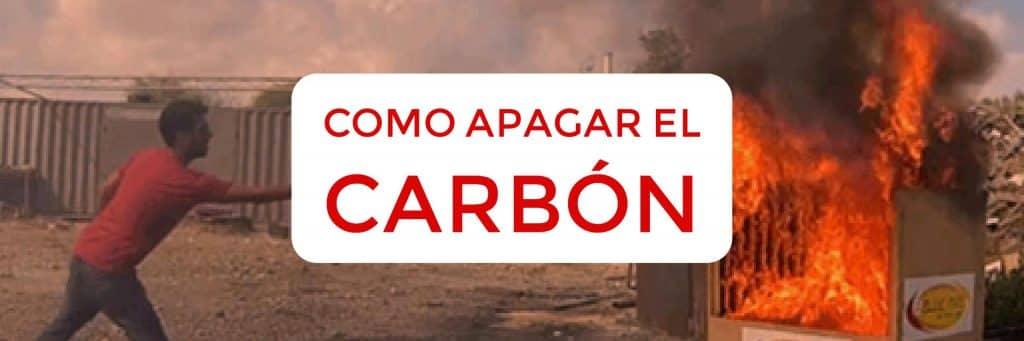 como apago el carbon para barbacoas 1024x341 - Carbón para Barbacoa, el Combustible para tus Domingos!