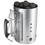 Bruzzzler 200100001066 - encendedor de chimenea y barbacoa con mango de seguridad, 30 x 19 cm
