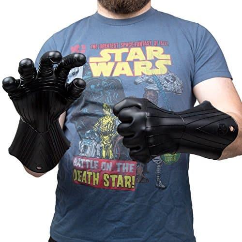 Star Wars Darth Vader–Juego de 2guantes de horno de silicona resistente al calor hasta 445grados F
